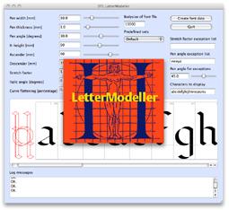 DTL LetterModeller 3.0.1
