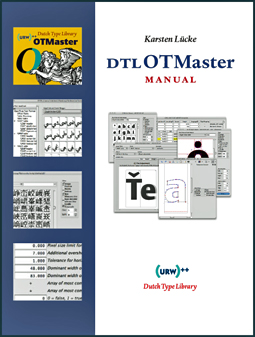 DTL OTMaster manual cover