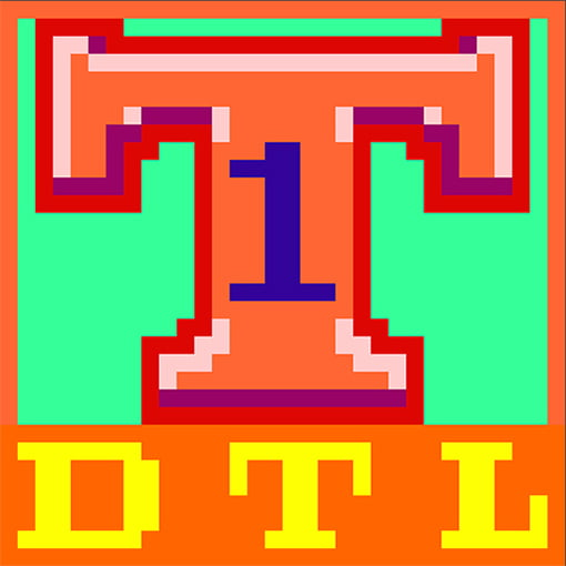 DTL PostScript Type1 icon