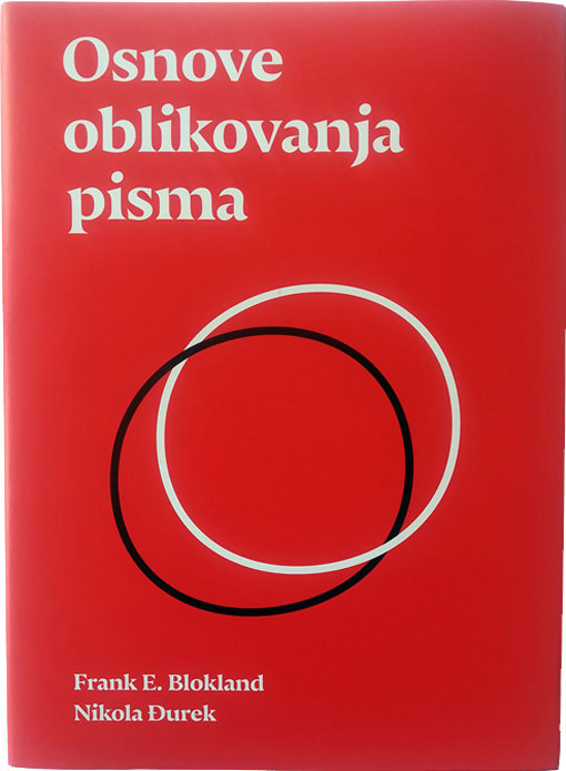 Cover of Osnove oblikovanja pisma