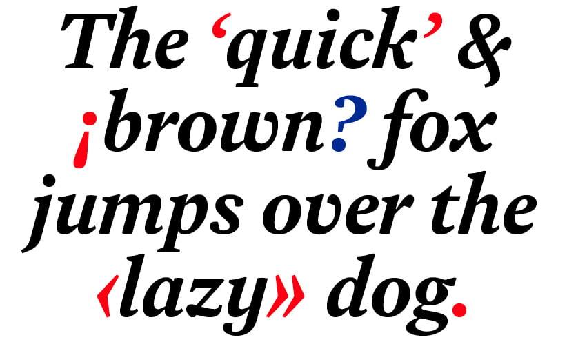 DTL Estuary Bold Italic