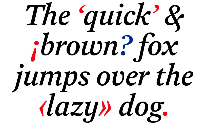 DTL Estuary Medium Italic
