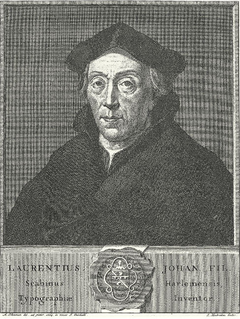 Laurens Janszoon Coster