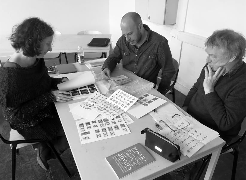 Meeting for Rosart Project: The Hague, 2018
