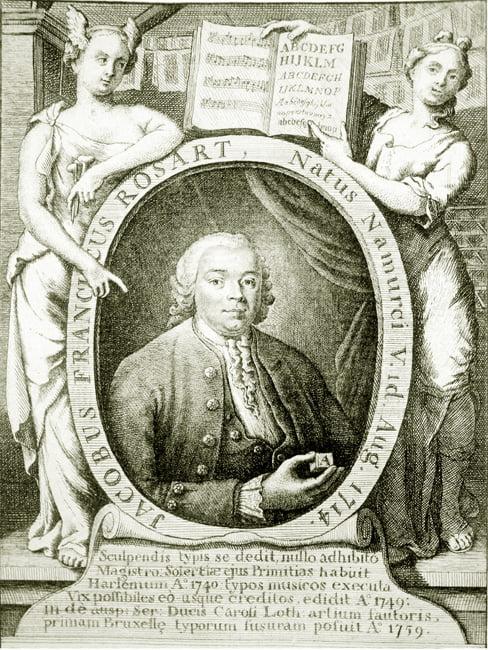 Jacques-François Rosart