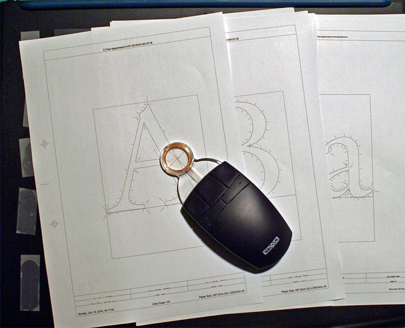 DTL VandenKeere IKARUS + Wacom tablet